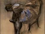 Bức tranh quý của danh họa Edgar Degas bị đánh cắp