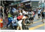 Văn hóa của người Hồng Kông trong biểu tình