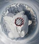 Những hình ảnh ấn tượng trên đỉnh Alps
