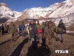 Xác minh thông tin có người Việt mất tích trong vụ lở tuyết ở Nepal
