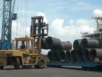Thép nhập khẩu vẫn tăng mạnh dù tồn kho lớn