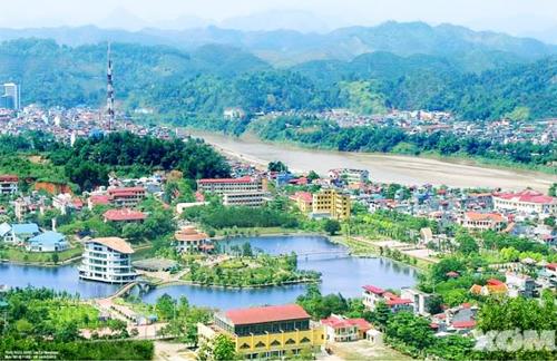 Thành phố Lào Cai, cửa ngõ Quốc tế của vùng Tây Bắc và Quốc gia