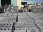Hải Dương tăng cường sử dụng gạch không nung trong xây dựng cơ bản
