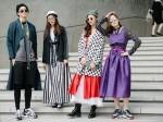 """Phong cách đường phố """"chất lừ"""" tại Seoul Fashion Week 2015"""