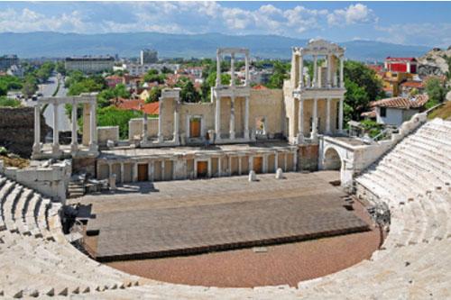Plovdiv - Mê hoặc từ kiến trúc cổ kính