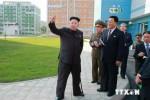 Ông Kim Jong-un thăm trường mẫu giáo và trại trẻ mồ côi