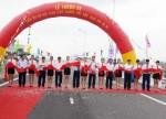 Thông xe Tiểu dự án Nút cầu vượt đường sắt TP Vinh
