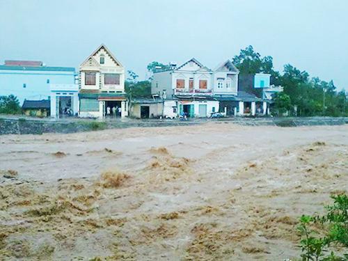 Bộ Xây dựng yêu cầu xác định nguyên nhân vỡ đập phụ hồ chứa nước đầm Hà Động