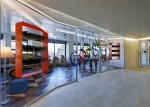 15 trụ sở đầy màu sắc của Google