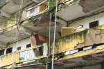 Khẩn trương cải tạo, xây dựng lại chung cư nguy hiểm C1 Thành Công