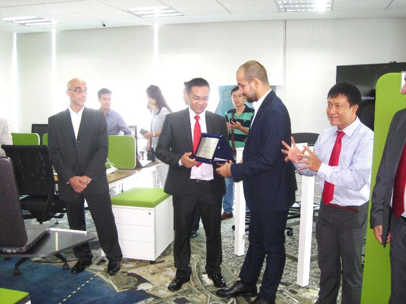 Chimento Design lần đầu tiên có mặt tại Việt Nam