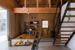 Nhà gỗ xinh xắn, vừa làm văn phòng vừa là nơi ở