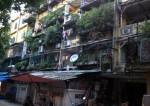 Hà Nội: 104 chung cư hư hỏng, xuống cấp nghiêm trọng