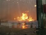 Bình Định: Phóng hỏa tự thiêu làm 4 người thương vong