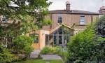 Mở rộng không gian xanh cho ngôi biệt thự xinh đẹp tại Anh