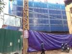 Báo động tình trạng thi công mất an toàn lao động tại các công trình nhà cao tầng