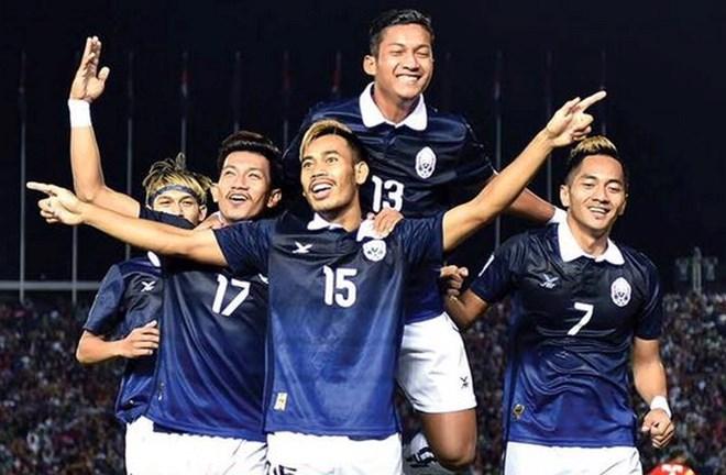Campuchia chính thức giành vé, đối đầu Việt Nam tại AFF Cup
