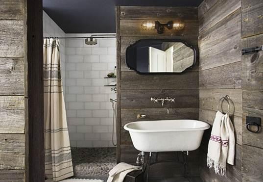 thiết kế phòng tắm độc đáo