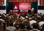 Hoàn tất việc điều chỉnh địa giới hành chính các xã, thị trấn về TP Thái Nguyên