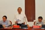 Phó Thủ tướng Trương Hòa Bình làm việc với TPHCM về cải cách tư pháp