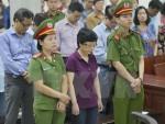 Bị cáo Châu Thị Thu Nga bị tuyên án phạt tù chung thân