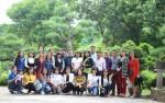 Báo Xây dựng kỷ niệm 20/10 tại khu du lịch Tam Chúc - Hà Nam
