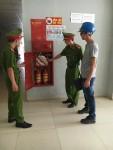 Vĩnh Phúc: Phòng Cảnh sát PCCC Vĩnh Yên tăng cường công tác tuyên truyền phòng chống cháy nổ
