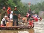 Chính phủ Nhật Bản cung cấp hàng cứu trợ hai tỉnh Hòa Bình, Yên Bái