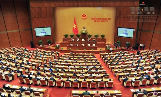 """Nhiều đại biểu Quốc hội còn """"băn khoăn"""" về dự án Luật Quy hoạch"""