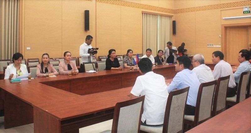 Tăng cường hợp tác thông tin báo chí giữa Việt Nam và Campuchia