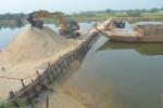 Bộ Xây dựng báo cáo Chính phủ về việc xử lý cát nhiễm mặn thu hồi từ các dự án nạo vét khơi thông luồng tại các cảng quân sự