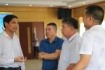 Quảng Ninh: Cafe doanh nhân tàu du lịch giải đáp nhiều thắc mắc