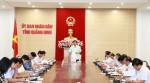Quảng Ninh: Quán triệt chương trình giảm hộ nghèo, xây dựng nông thôn mới