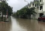 'Làng biệt thự' tiền tỷ tại Hà Nội: Sắp hết cảnh lụt lội
