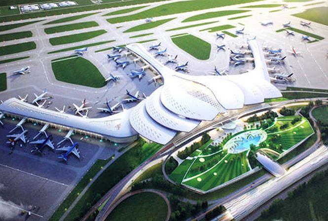 Đề xuất chuyển đường bay quốc tế Tân Sơn Nhất ra sân bay Long Thành