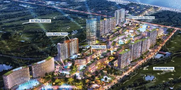 Đà Nẵng: Dự án Cocobay đủ điều kiện bán 16 nhà ở biệt thự hình thành trong tương lai
