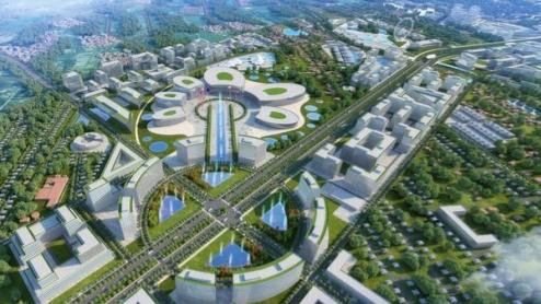 Nghệ An: Thi tuyển ý tưởng quy hoạch Khu thương mại, đô thị tại 3 phường, xã thuộc thị xã Cửa Lò và Nghi Lộc