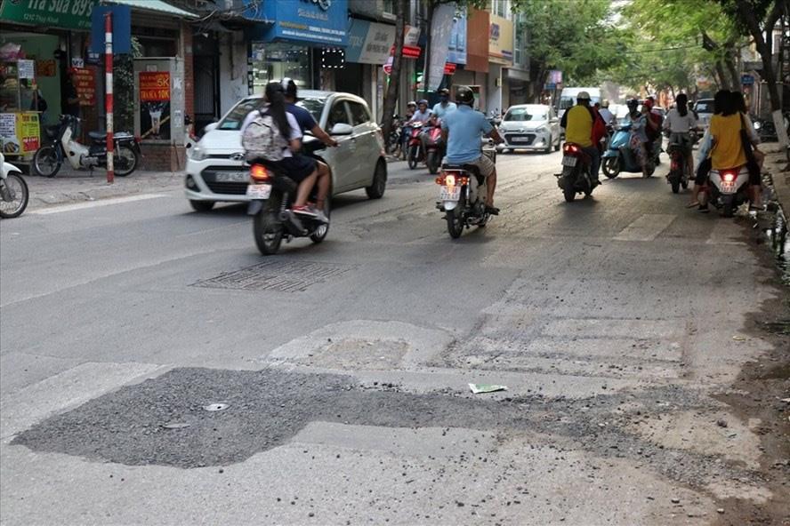 Kiến nghị nộp bảo lãnh với các dự án đào đường