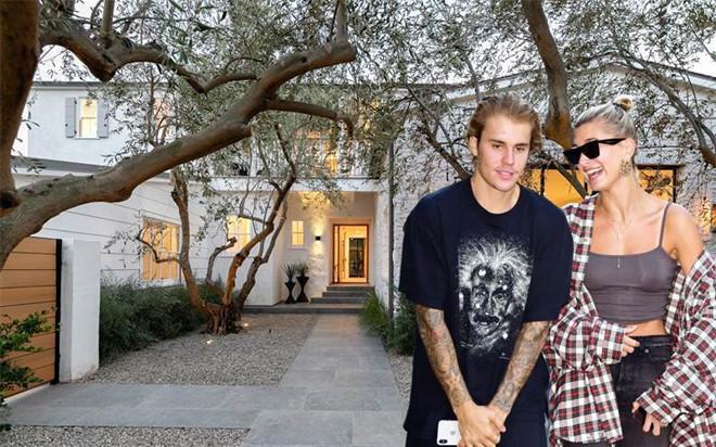 Justin Bieber rao bán biệt thự trên mạng xã hội