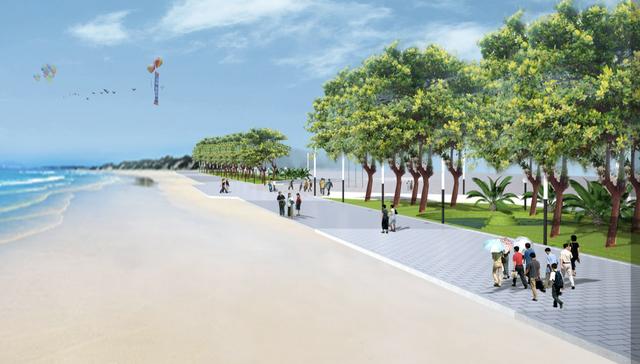 Kiên Giang: Phú Quốc chuẩn bị xây dựng tuyến đường ven biển đầu tiên