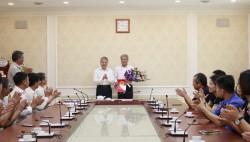 Bộ Xây dựng bổ nhiệm Vụ trưởng Vụ Kế hoạch tài chính