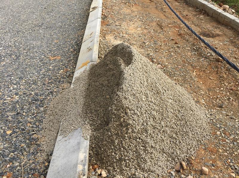 Nga Sơn (Thanh Hóa): Đẩy mạnh việc sử dụng cát nhân tạo trong các công trình xây dựng
