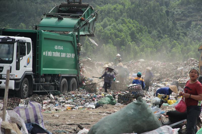 Đà Nẵng: Phê duyệt quy hoạch chi tiết tỷ lệ 1/500 nhà máy xử lý rác