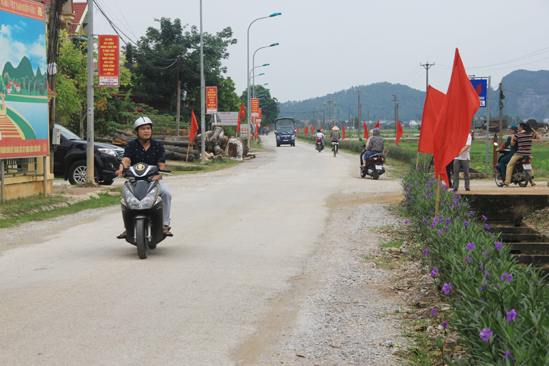 TP Thanh Hóa hoàn thành nhiệm vụ xây dựng nông thôn mới