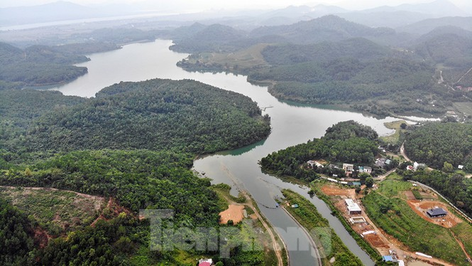 Đảm bảo an ninh nguồn nước: Cần làm đường dẫn kín bơm nước mặt từ Sông Đà