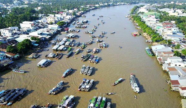 Thêm công cụ quản lý tài nguyên nước lưu vực sông Cửu Long
