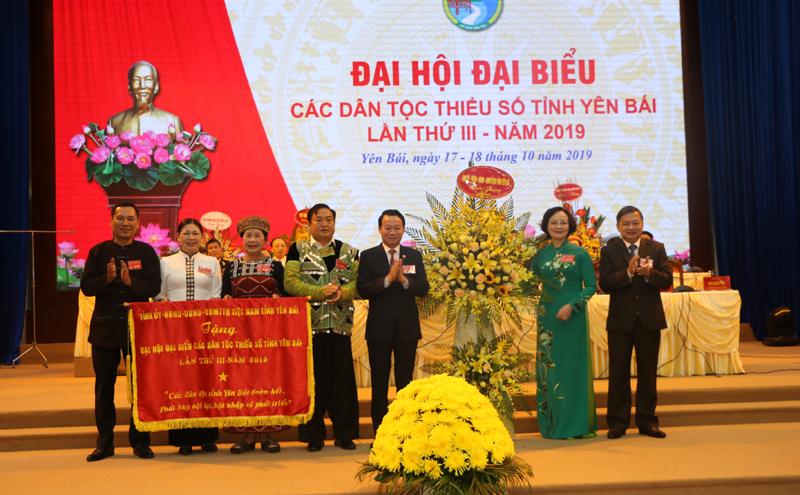 Đại hội Đại biểu các dân tộc thiểu số tỉnh Yên Bái lần thứ III năm 2019