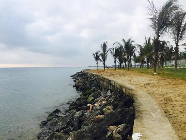 Sớm triển khai giải pháp chống sạt lở khẩn cấp, bảo vệ bờ biển Hội An