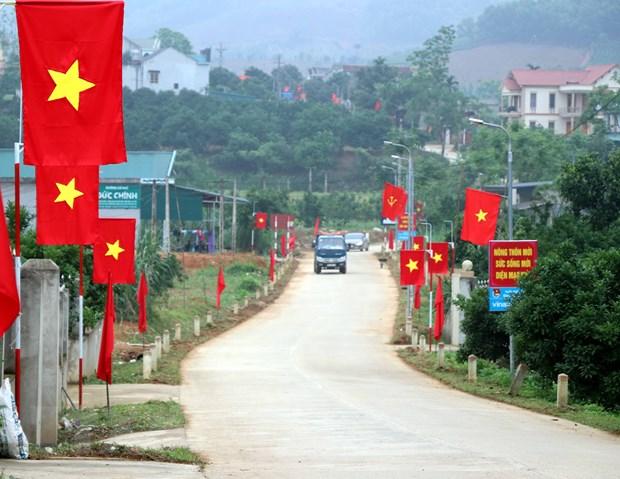 Diện mạo nông thôn mới khởi sắc ở tỉnh miền núi Tuyên Quang