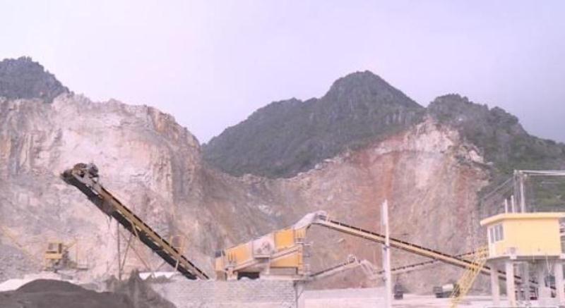Hà Trung (Thanh Hóa): Ưu tiên sử dụng cát nhân tạo trong các công trình xây dựng